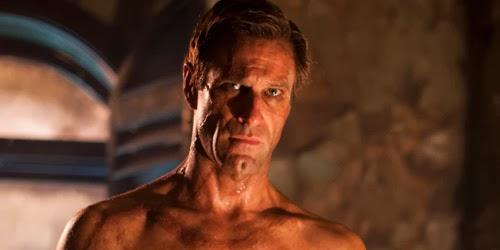 """Aaron Eckhard en """"Yo, Frankenstein"""""""