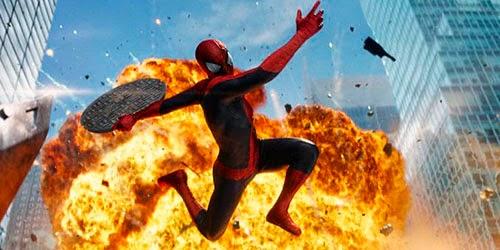 """Discreto debut de """"The amazing Spider-Man 2: El poder de Electro"""" en la taquilla española"""