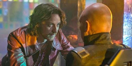 """Ficha de la película """"X-Men: Días del futuro pasado"""""""