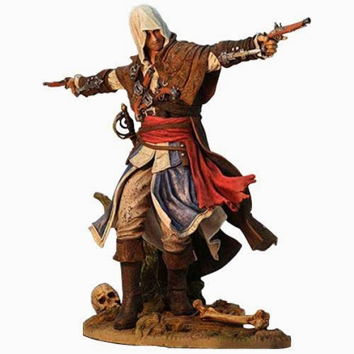 "Figura Edward Kenway de ""Assassin's Creed IV: Black Flag"""