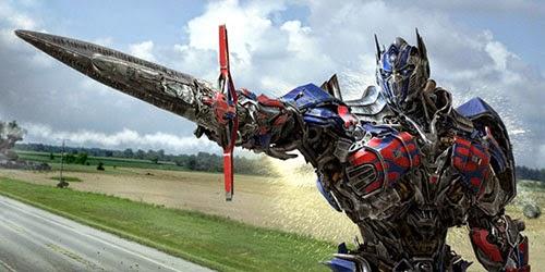 """Ficha de la película """"Transformers: La era de la extinción"""""""