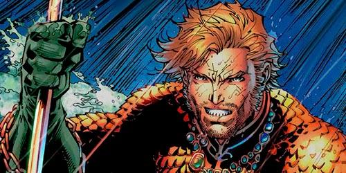 """Warner trabaja con dos guiones para """"Aquaman"""""""