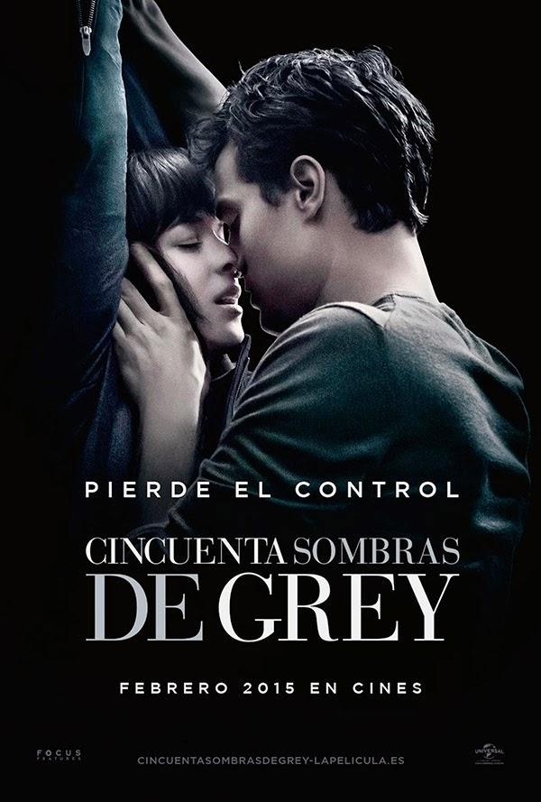 """Ficha de la película """"Cincuenta sombras de Grey"""""""