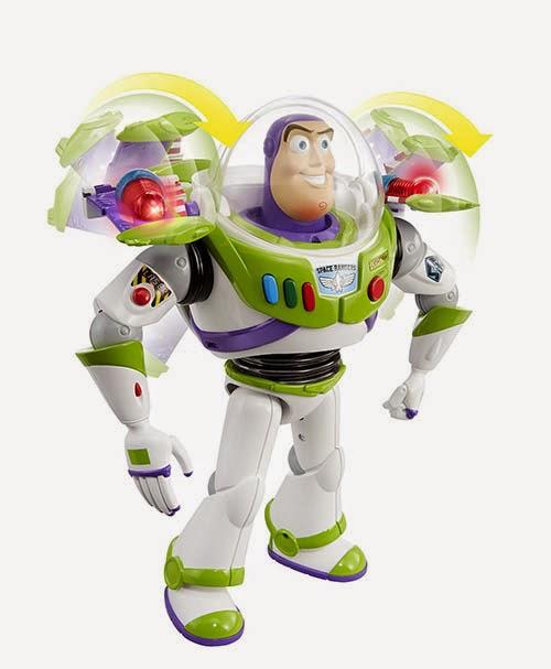 Comprar juguetes de Buzz Lightyear