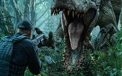 "Crítica de ""Jurassic World"""