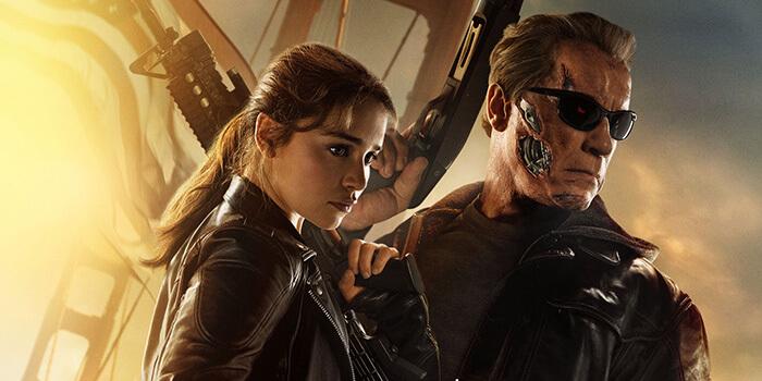 "Banda sonora de ""Terminator: Génesis"", compuesta por Lorne Balfe"