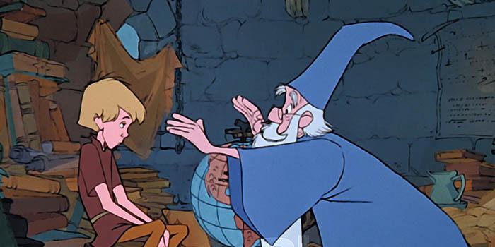 """Disney y el remake de """"Merlín el encantador"""""""