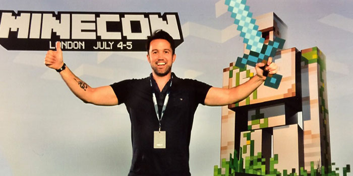 """Rob McElhenney, nuevo director de la película de """"Minecraft"""""""