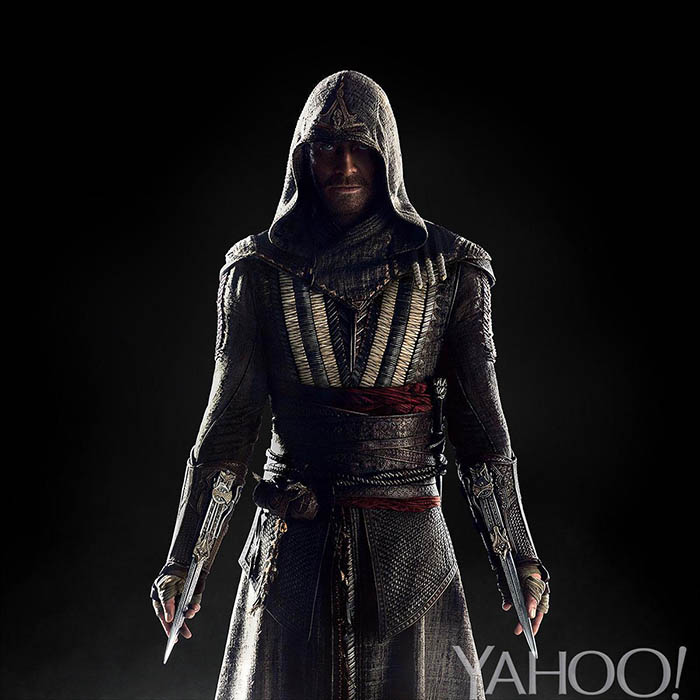 "Primera imagen de Michael Fassbender en ""Assassin's Creed"""