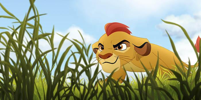 """Hijos de Disney: """"El León Guardián"""""""