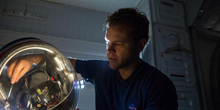 """Crítica de la película """"Marte (The Martian)"""""""