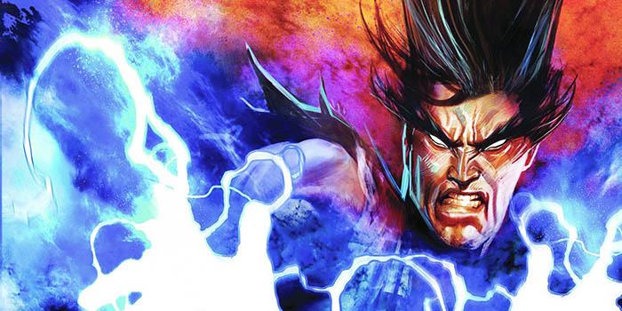 """""""Legion"""" y """"Hellfire"""", primeras series de los X-Men"""