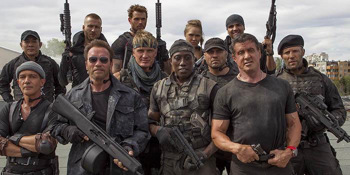 """""""Los mercenarios 4"""" se estrenará en 2017"""