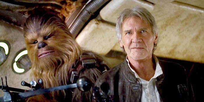 """Banda sonora de """"Star Wars: El despertar de la Fuerza"""" (John Williams)"""