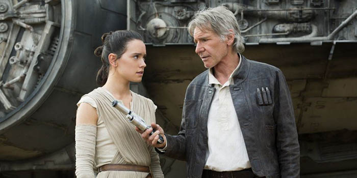"""Crítica de """"Star Wars: El despertar de la Fuerza"""""""