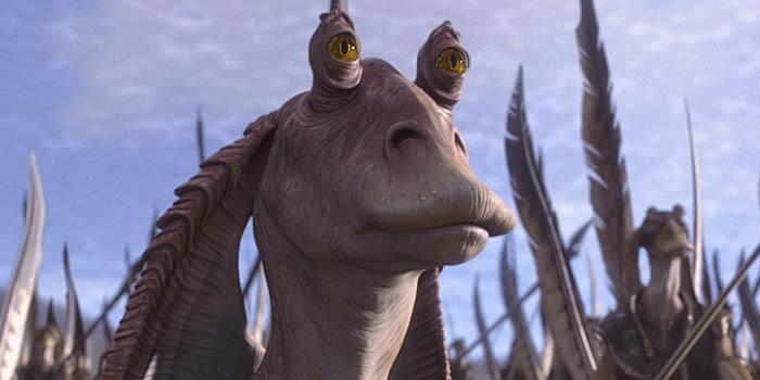 "Curiosidades de ""Star Wars: Episodio I – La amenaza fantasma"""