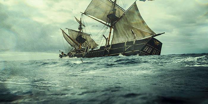 """""""En el corazón del mar"""" naufraga en la taquilla USA"""
