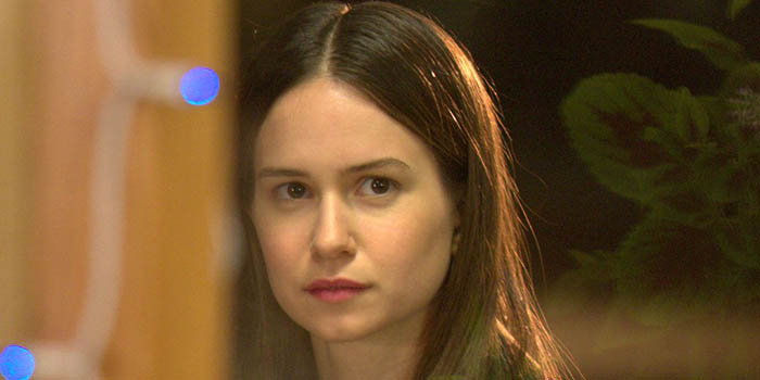 """Katherine Waterston, protagonista femenina de """"Alien: Covenant"""""""