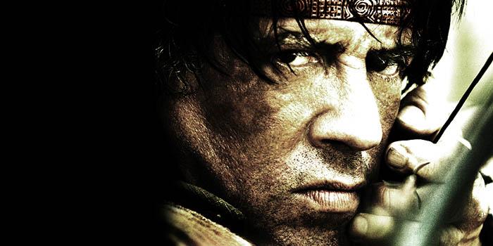 """Sylvester Stallone y su hijo en """"Rambo: New blood"""""""
