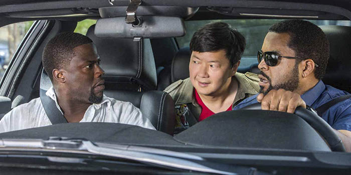 """Ride along 2"", éxito total en la taquilla USA"