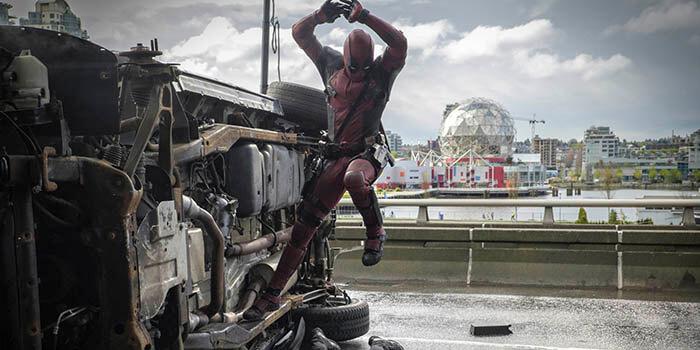 """Crítica de """"Deadpool"""", la película de Masacre"""