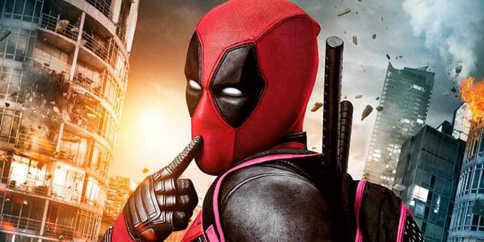 "El bocazas de ""Deadpool"" sigue líder en la taquilla USA"