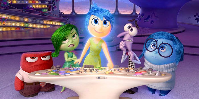 """Del revés (Inside Out)"" arrasa en los Annie Awards 2016"