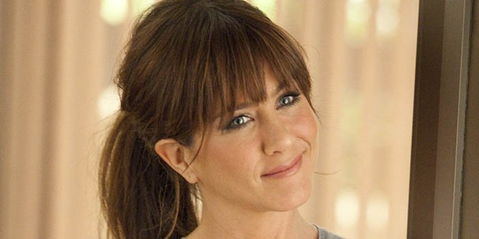 "Jennifer Aniston, Miss Estados Unidos en ""The fixer"""