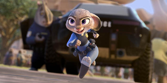 """Review of the movie """"Zootopia"""""""