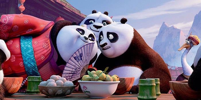 """""""La serie divergente: Leal"""" y """"Kung Fu Panda 3"""" empatan en la taquilla española"""