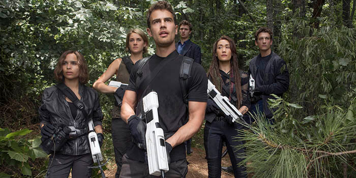 """Review of the film """"The Divergent Series: Allegiant"""""""
