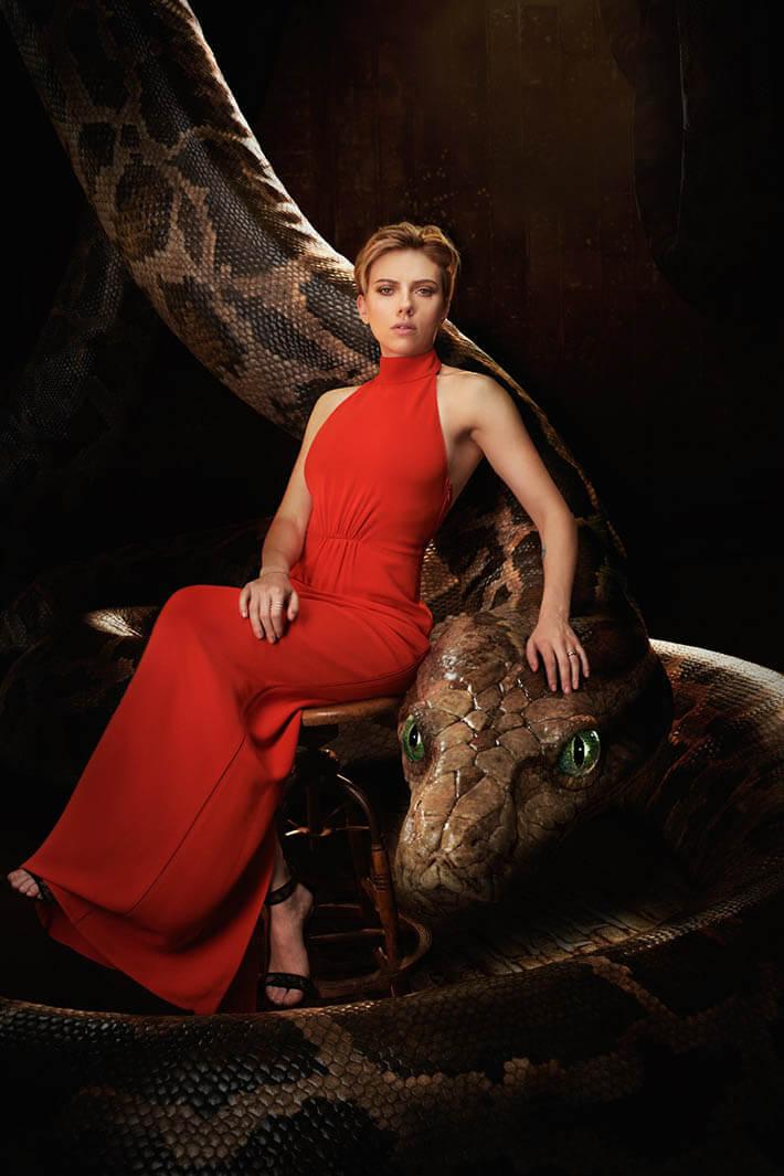 Biografía y curiosidades de Scarlett Johansson