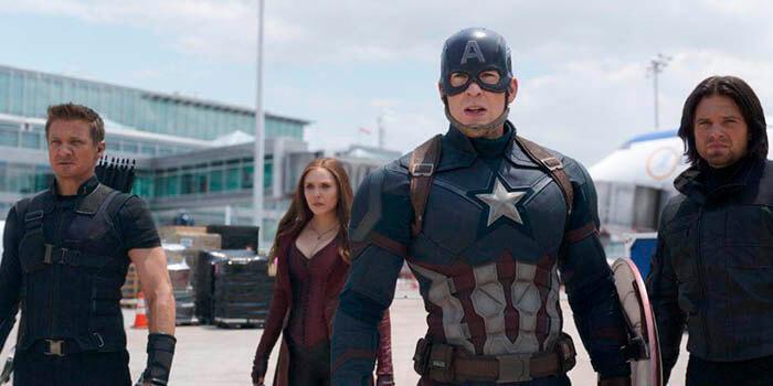 """Crítica de """"Capitán América: Civil War"""""""