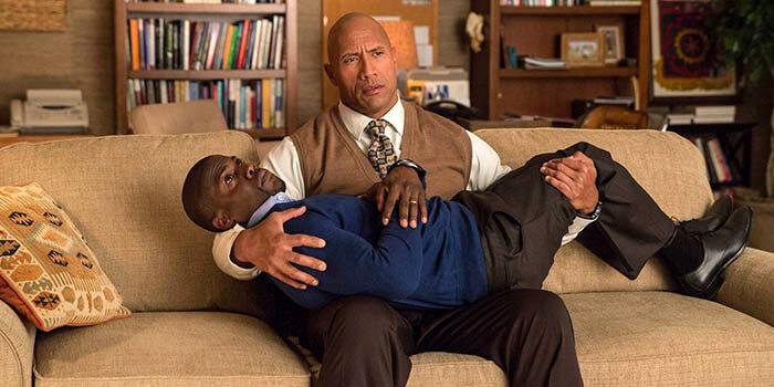 """Dwayne Johnson y Kevin Hart, protagonistas de la nueva versión de """"Jumanji"""""""