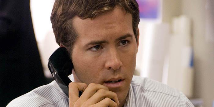 """Ryan Reynolds, estrella masculina de """"El Proyecto Esposa"""""""