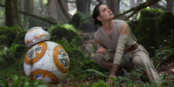 """""""Star Wars: El despertar de la Fuerza"""", Mejor Película en los MTV Movie Awards 2016"""