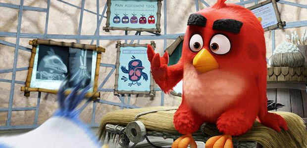 """""""Angry Birds: La película"""" vuela alto en la taquilla USA"""