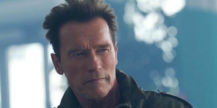 "Arnold Schwarzenegger, estrella de la comedia de acción ""Why we're killing Gunther"""