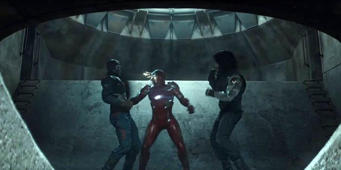 """""""Capitán América: Civil War"""", segundo mejor arranque de 2016 en la taquilla española"""