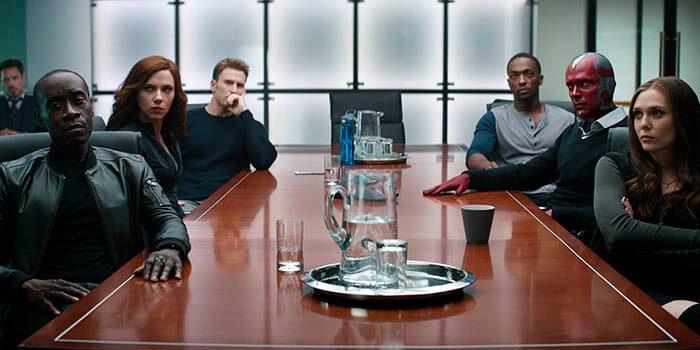 """Capitán América: Civil War"" aplasta a sus rivales en la taquilla USA"