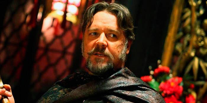 """Russell Crowe se suma al reparto de """"The mummy"""""""