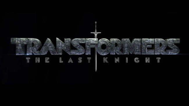 """Transformers: The last knight"", título oficial de ""Transformers 5"""
