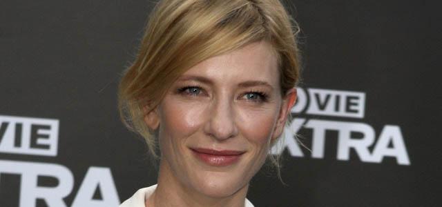 """Cate Blanchett podría apuntarse a la versión femenina de """"Ocean's Eleven"""""""