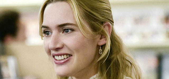 Kate Winslet, estrella de la nueva película de Woody Allen
