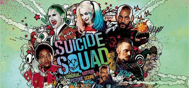 """Banda sonora de """"Escuadrón Suicida"""" (Steven Price)"""