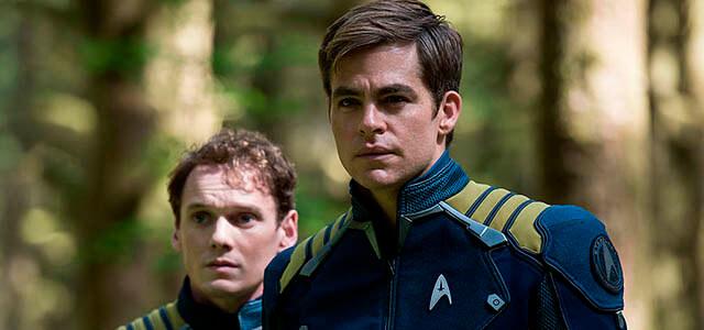 """Crítica de """"Star Trek: Más allá"""""""