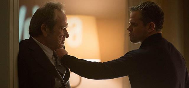 """""""Jason Bourne"""" logra la primera posición en la taquilla española"""