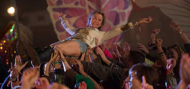 """Renée Zellweger en """"Bridget Jones's baby""""."""