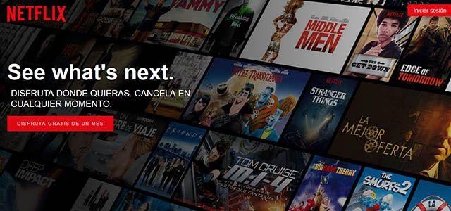 Novedades y estrenos de Netflix España