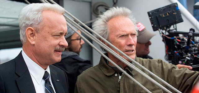 """""""Sully"""", el mejor estreno de Clint Eastwood en la taquilla USA"""